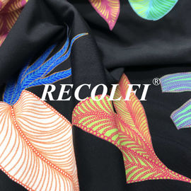 Sublimation Printing Fabric , Unifi Recycled Polyester Customized Design