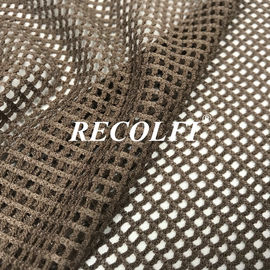 Stretch Net Polyester Costume 140GSM Spandex Dance Fabric